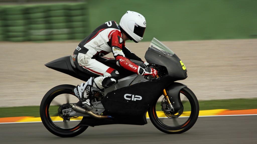Bryan Schouten, CIP Moto3, Valencia Test © Max Kroiss