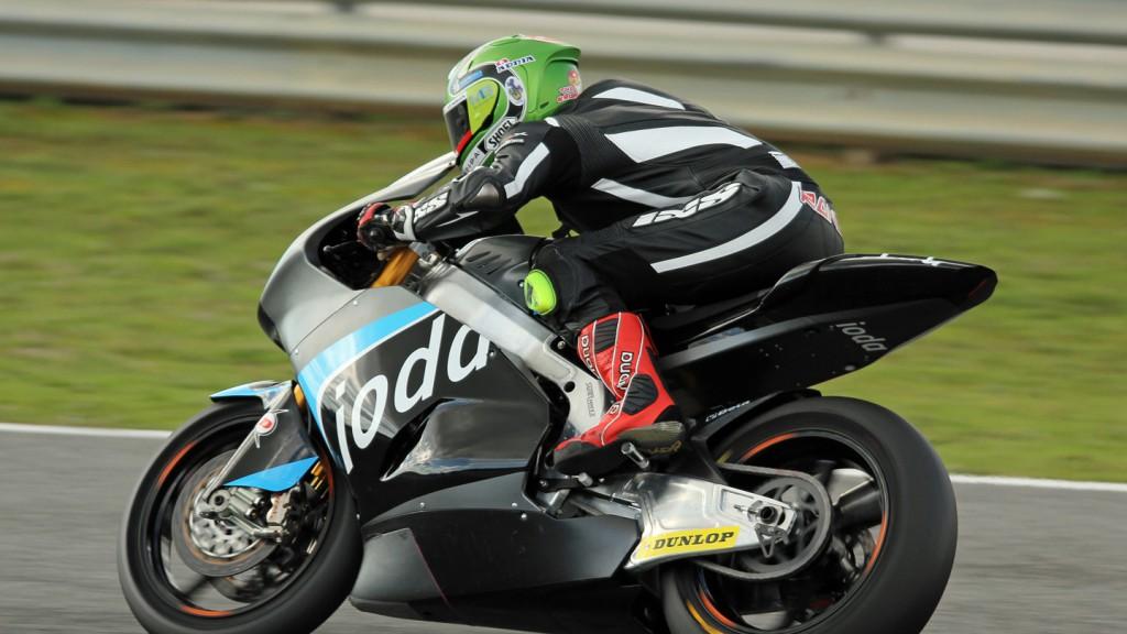 Randy Krummenacher, IodaRacing Project, Jerez Test © Max Kroiss