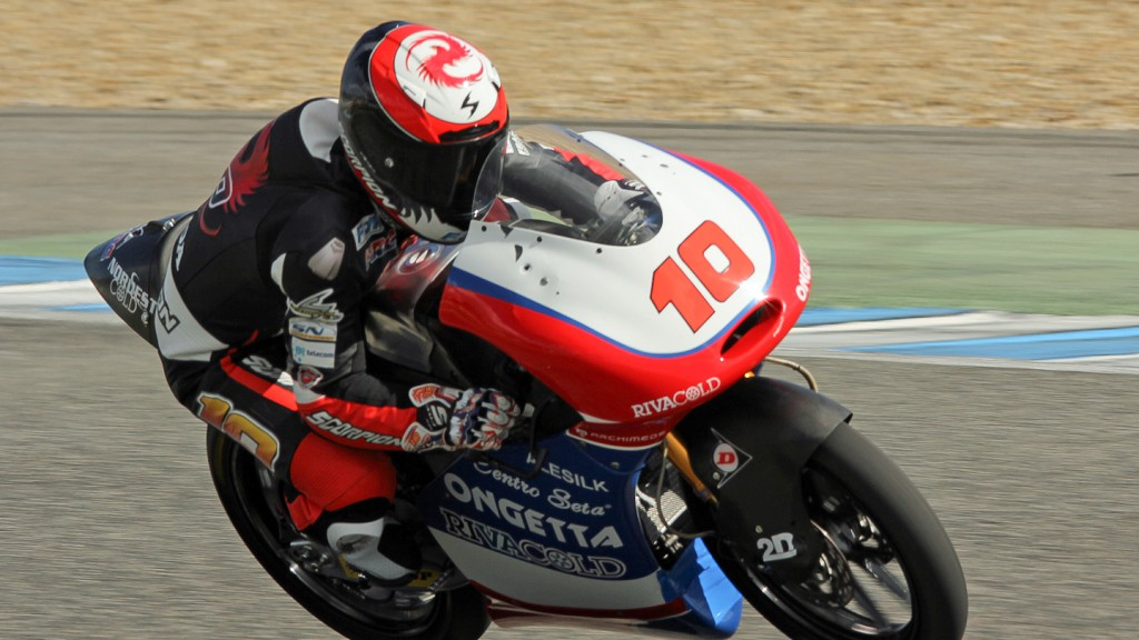 Alexis Masbou, Ongetta-Rivacold, Jerez Test © Max Kroiss