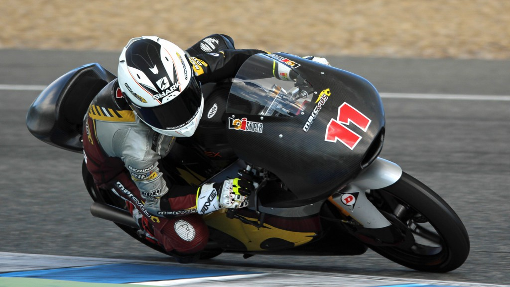 Livio Loi, Marc VDS Racing Team, Jerez Test © Max Kroiss