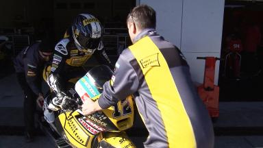 Highlights: Moto2™ Jerez testing – Day 2