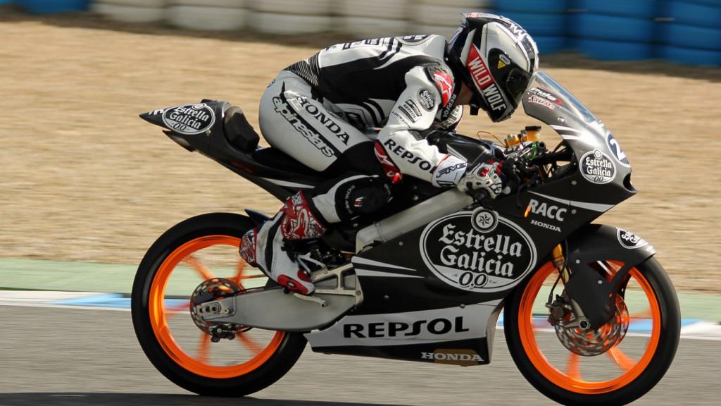 Fabio Quartararo, Estrella Galica 0,0, Jerez Test © Max Kroiss