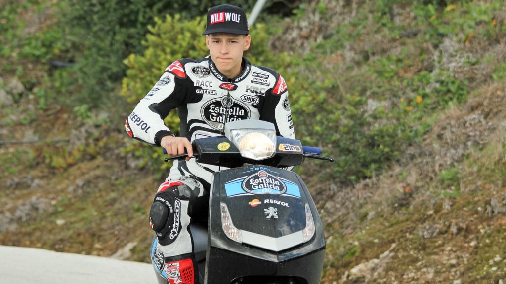 Fabio Quartararo, Estrella Galicia 0,0, Jerez Test © Max Kroiss