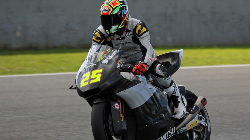 Azlan Shah, IDEMITSU Honda Team Asia, Jerez Test © Max Kroiss