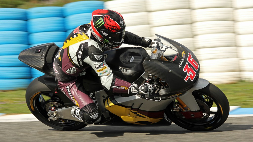 Mika Kallio, Marc VDS Racing Team, Jerez Test © Max Kroiss