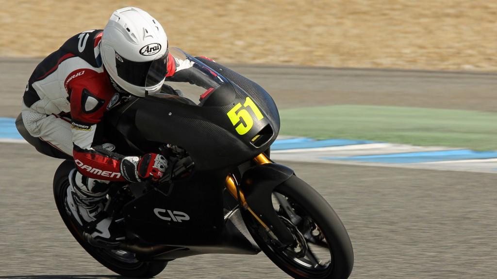 Bryan Schouten, CIP Moto3, Jerez Test © Max Kroiss