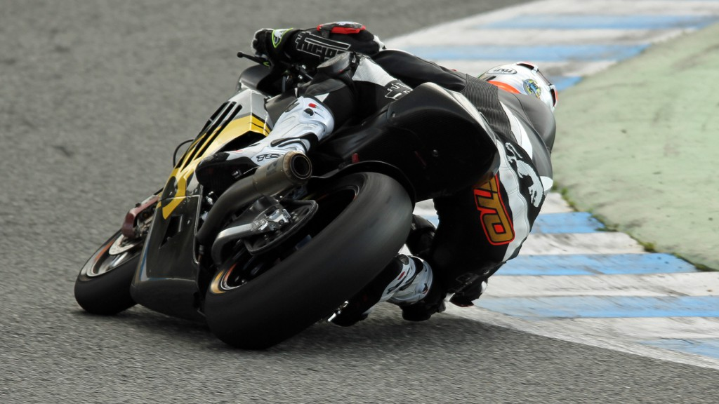 Esteve Rabat, Marc VDS Racing Team, Jerez Test © Max Kroiss