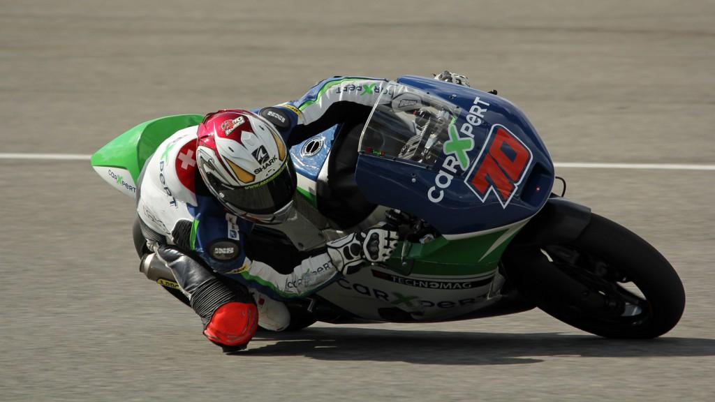 Robin Mulhauser, Technomag carXpert, Jerez Test © Max Kroiss