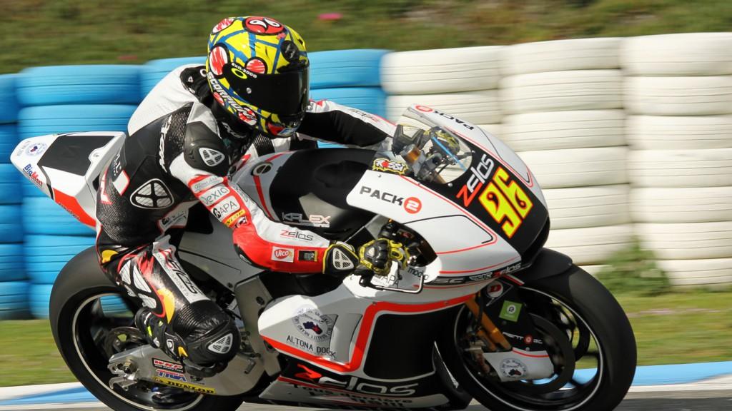 Luis Rossi, SAG Team, Jerez Test © Max Kroiss