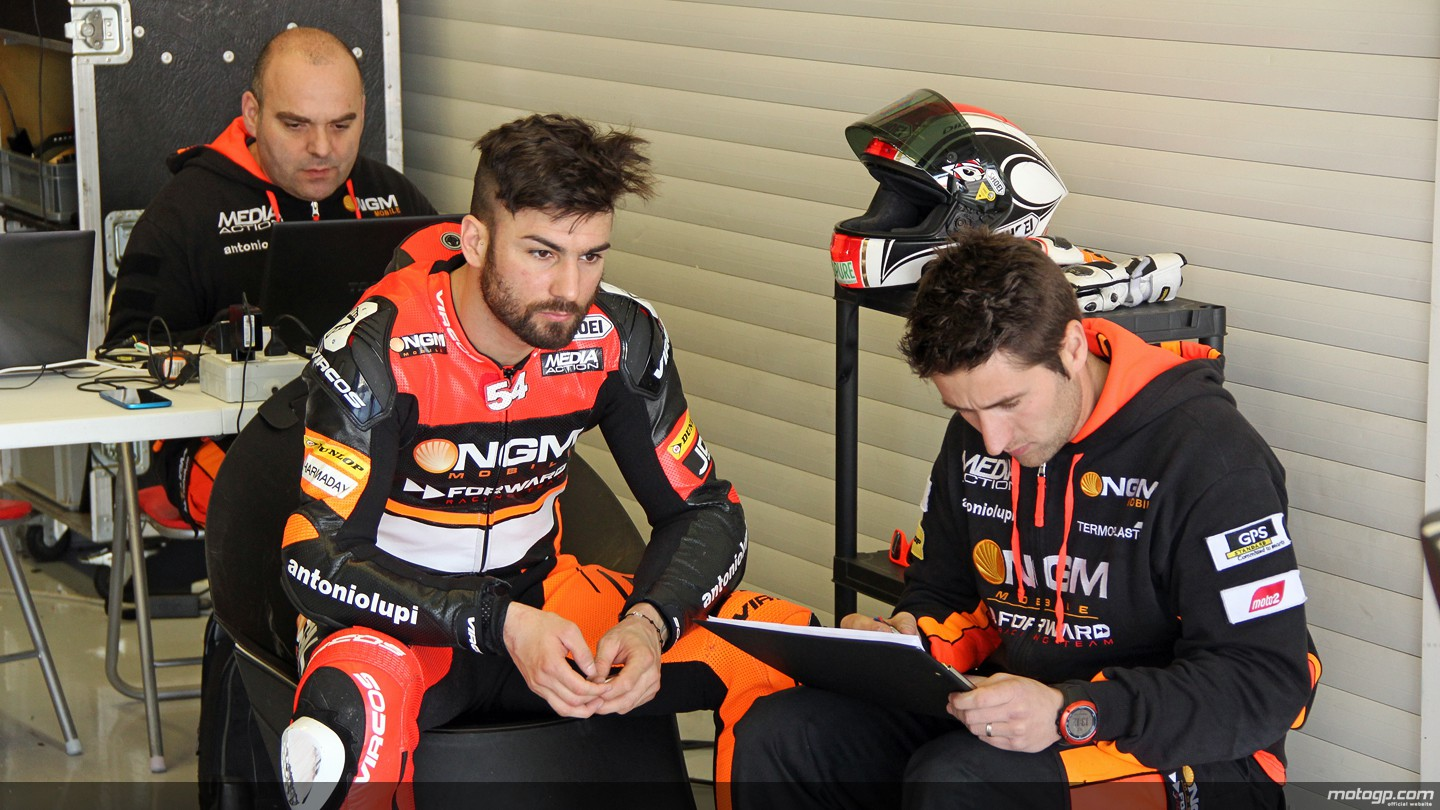 motogp.com · Mattia Pasini, NGM Mobile Forward Racing ...