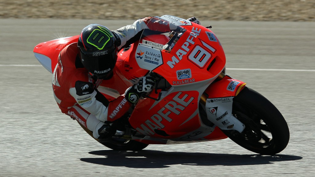 Jordi Torres, Mapfre Aspar Team, Jerez Test © Max Kroiss