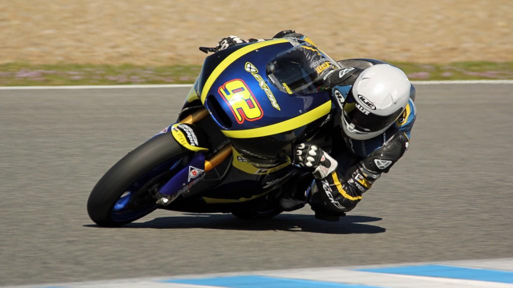 Alex Mariñelarena, Tech 3, Jerez Test © Max Kroiss