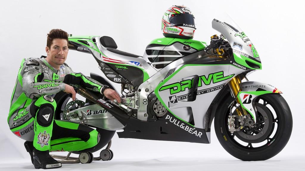 Nicky Hayden, Drive M7 Aspar Team