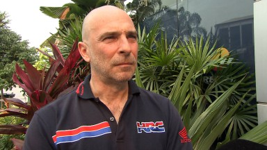 Livio Suppo, Team Principal Repsol Honda Team