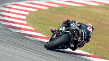 Andrea Dovizioso, Ducati Team, Sepang Test