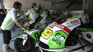 Bautista leads the way – Highlights from Sepang 2 day 1