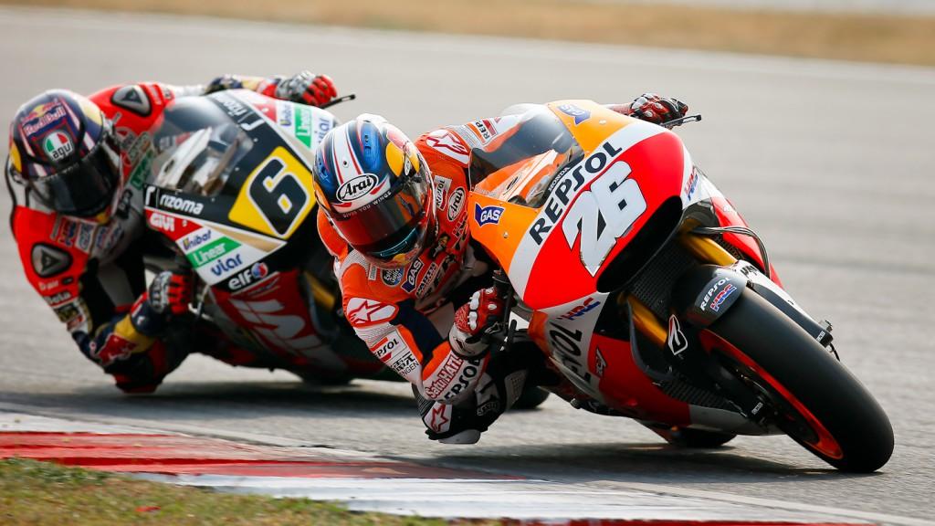 Dani Pedrosa, Stefan Bradl, Repsol Honda Team, LCR Honda MotoGP, Sepang Test