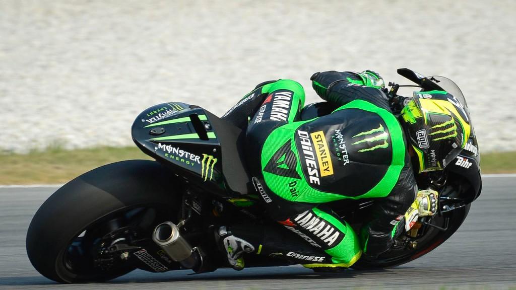 Pol Espargaro, Monster Yamaha Tech 3, Sepang Test