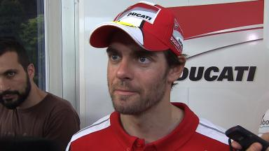 Crutchlow focussed on riding rather than 'Open' decision