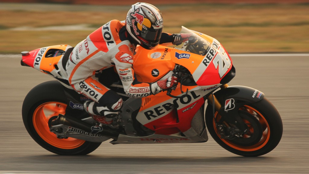 Dani Pedrosa, Repsol Honda Team, Sepang Test © Max Kroiss
