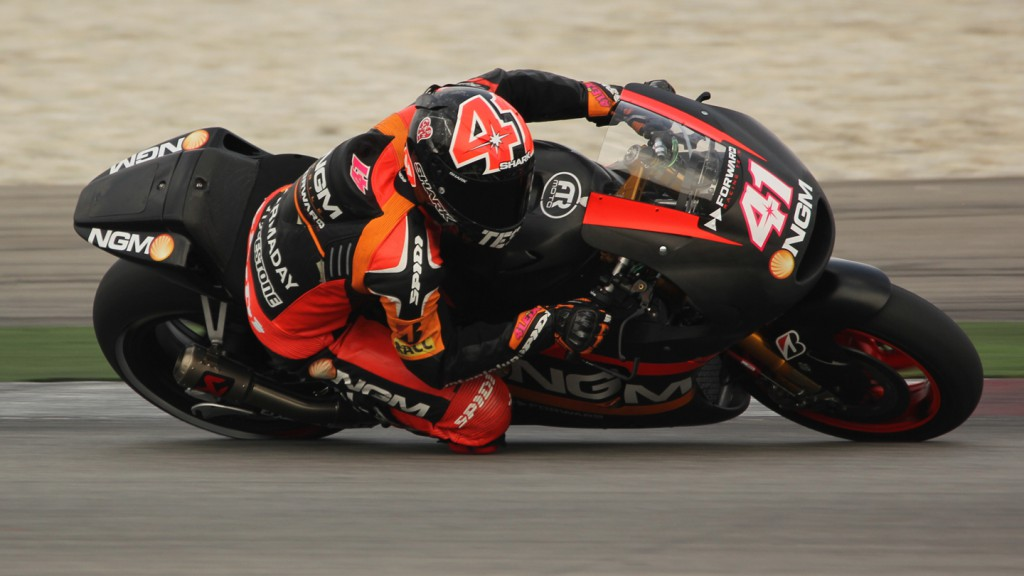 Aleix Espargaro, NGM Mobile Forward Racing, Sepang Test © Max Kroiss