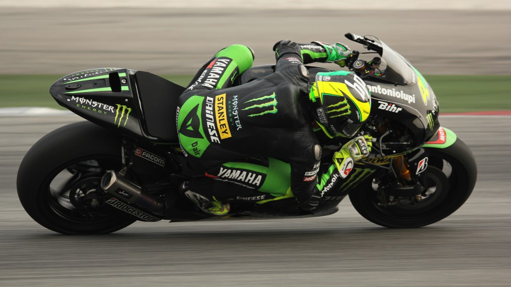 Pol Espargaro, Monster Yamaha Tech 3, Sepang Test © Max Kroiss