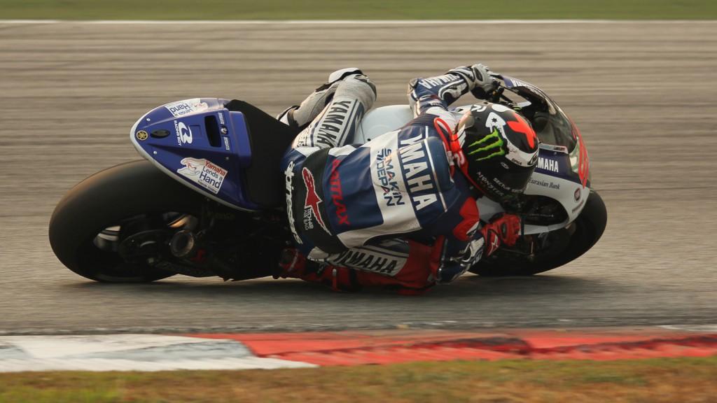 Jorge Lorenzo, Yamaha Factory Racing, Sepang Test © Max Kroiss