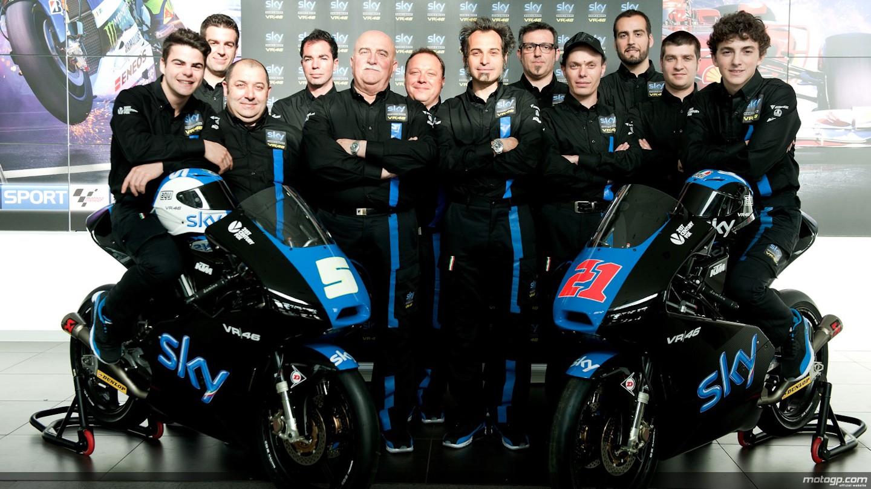Moto3 2013 Team Sky VR46 Livery... : motogp