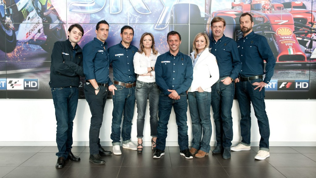 Sky Racing Team by VR46 - Team Presentation