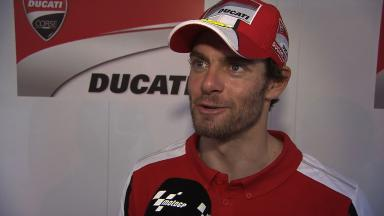 Crutchlow says Ducati Open decision will help development
