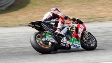 Stefan Bradl, LCR Honda MotoGP, Test Sepang