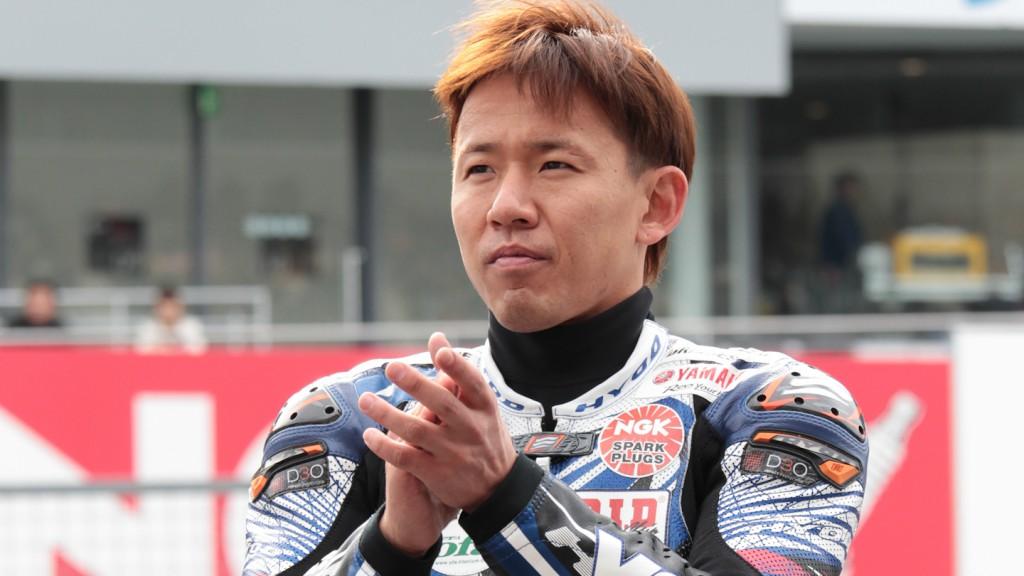 Katsuyuki Nakasuga, Suzuka Thanks Day for Motosports fans