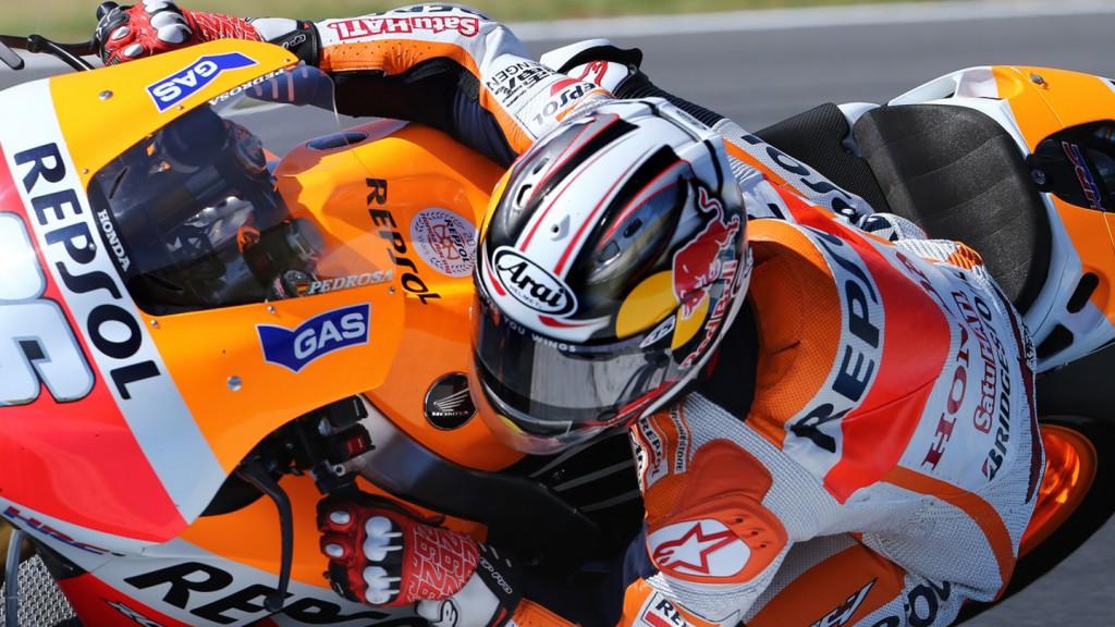 Dani Pedrosa, Repsol Honda Team - Phillip Island Test © Copyright Bruno Silverii