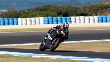 Andrea Dovizioso, Ducati Team - Phillip Island Test © Copyright Bruno Silverii