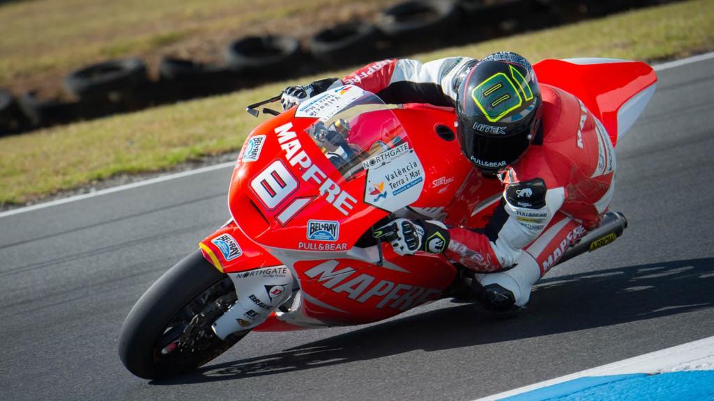 Jordi Torres - Phillip Island Test © Copyright RedGhostOnline & Vikki Robinson [MOTOLINEMagazine.com]