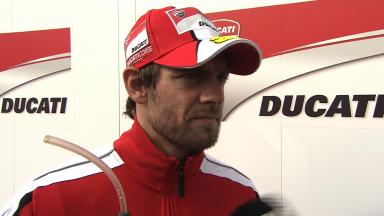 Crutchlow disappointed with aborted race simulation