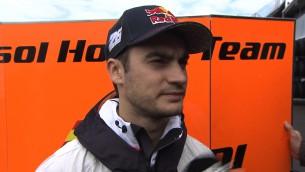 Pedrosa in second as Phillip Island test comes to an end