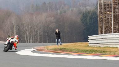 Sachsenring Circuit, Turn 11