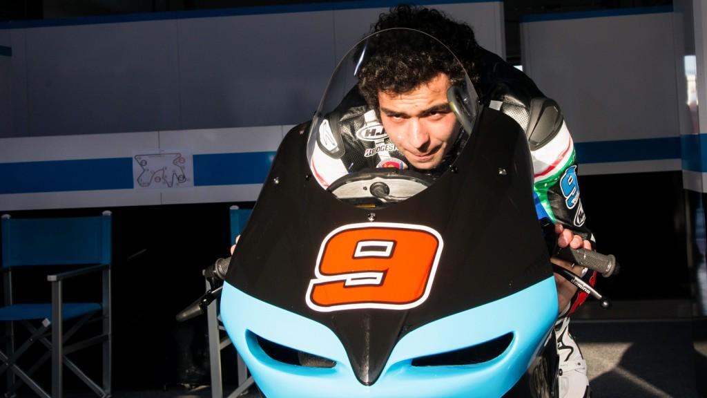 Danilo Petrucci, IodaRacing Project, Qatar Test