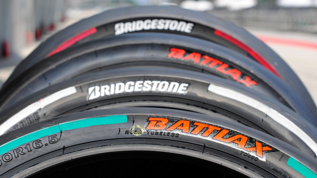 New Bridgestone Tyres