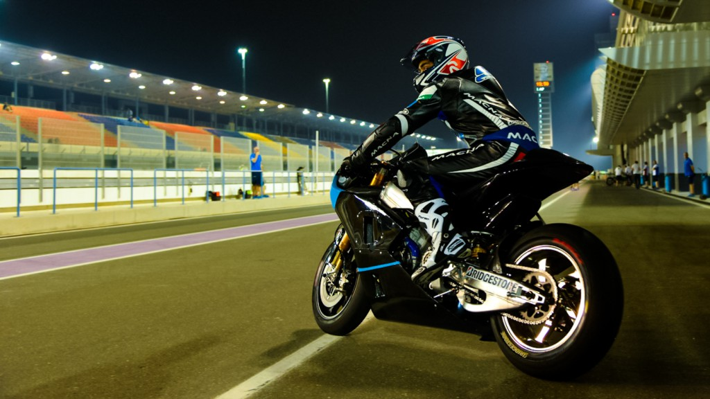 Danilo Petrucci, IodaRacing Project - Qatar MotoGP Test
