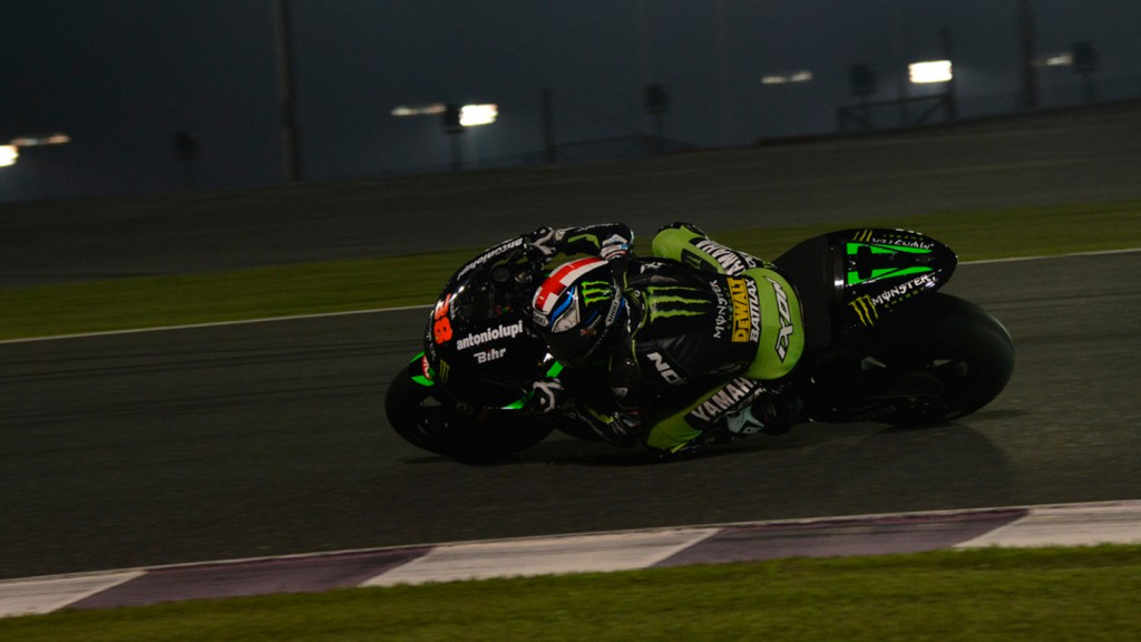Bradley Smith, Monster Yamaha Tech3 - Qatar MotoGP™ Test