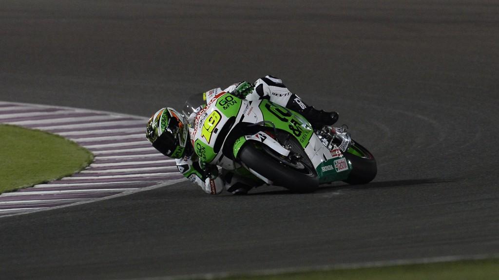 Alvaro Bautista, GO&FUN Honda Gresini - Qatar MotoGP™ Test