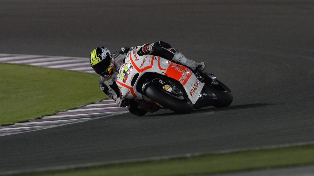Yonny Hernandez, Pramac Racing - Qatar MotoGP Test