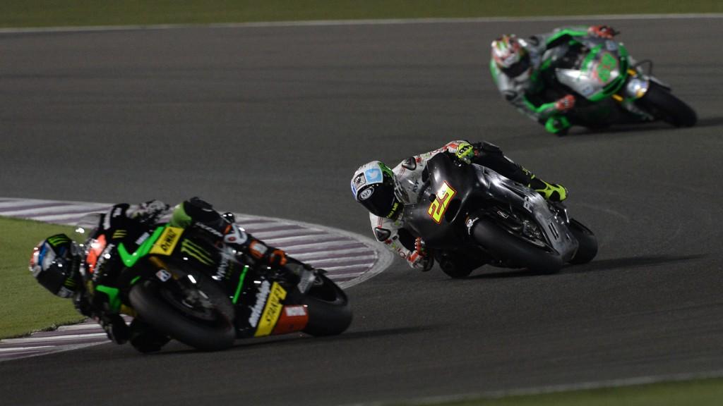 Andrea Iannone, Pramac Racing - Qatar MotoGP Test