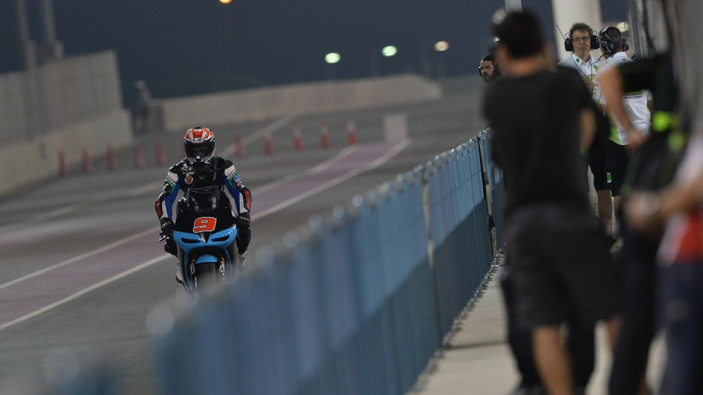 Danilo Petrucci, IodaRacing Project - Qatar MotoGP Test
