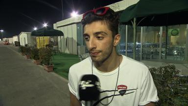 Hard work for Iannone at intense Qatar test