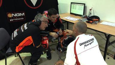 Aleix Espargaro fastest on final pre-season outing