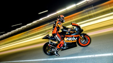 Aleix Espargaro, NGM Forward Racing - Qatar MotoGP™ Test