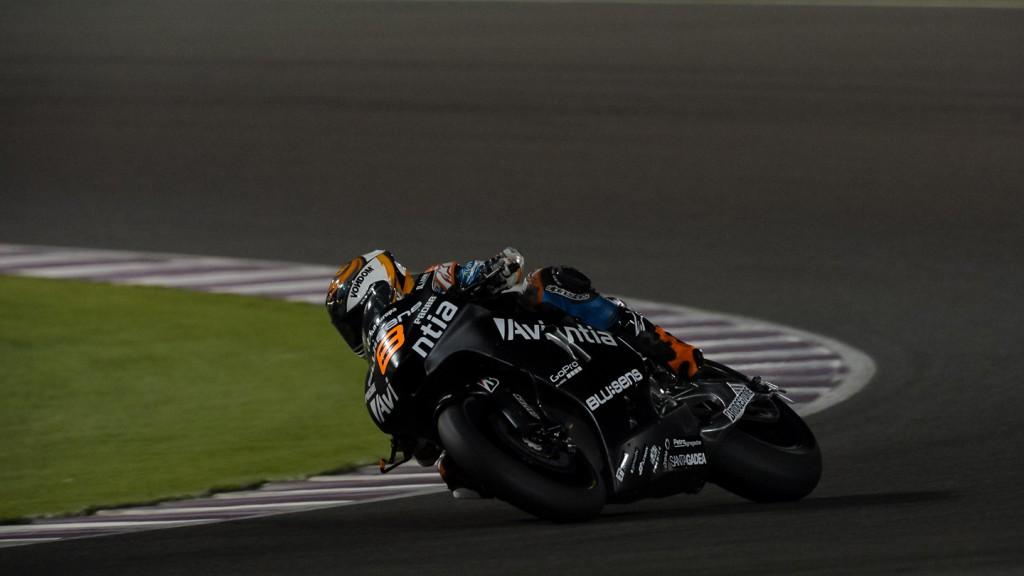 Hector Barbera, Avintia Racing - Qatar MotoGP™ Test
